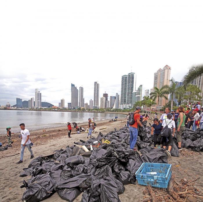 El plástico, principal agresor de los ecosistemas marinos.