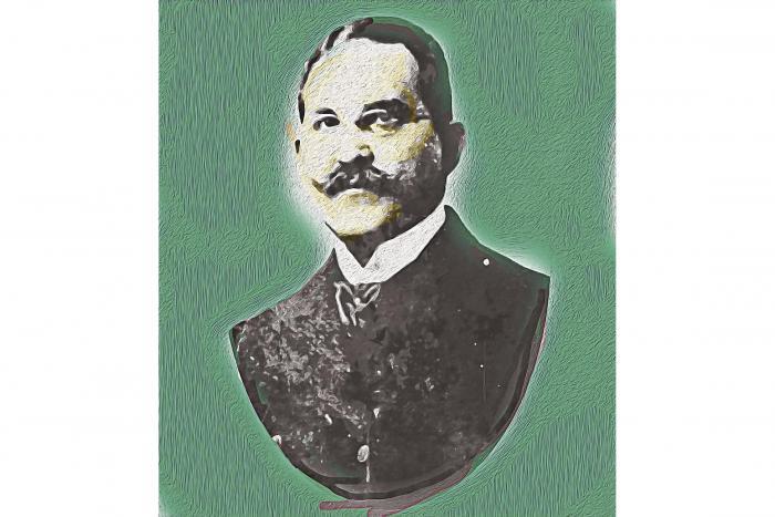 Manuel Encarnación Amador Torrentes, pintor, idealista y patriota
