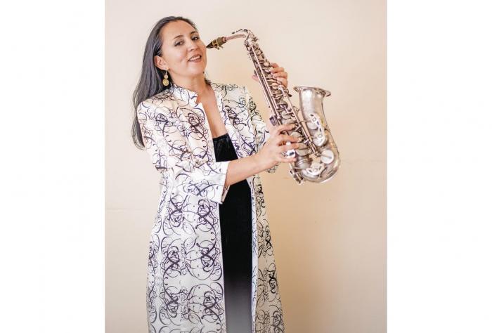 'Violetas', de Patricia Zárate Pérez, será lanzado en el XVII Panama Jazz Festival