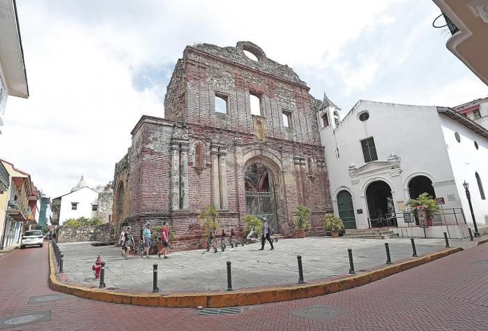 Un millon de turistas podra visitar el Casco Antiguo 0