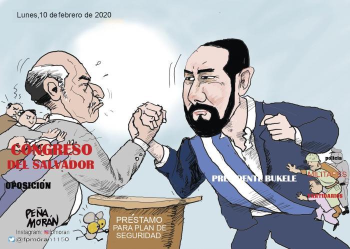 Caricatura del 10 de febrero