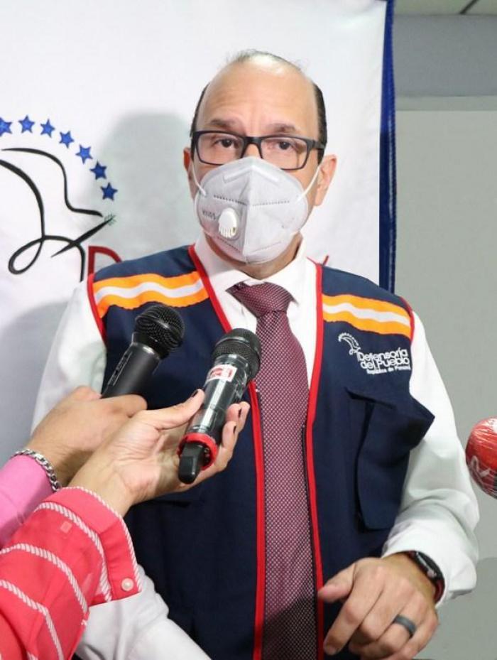 Defensor del Pueblo, Eduardo Leblanc