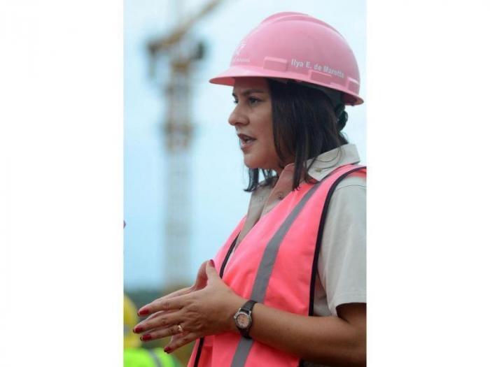Ilya Espino de Marotta es la nueva subadministradora del Canal de Panamá