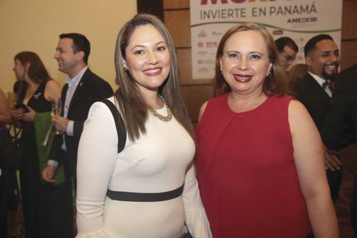 Adalid Duarte y Tracy Porras