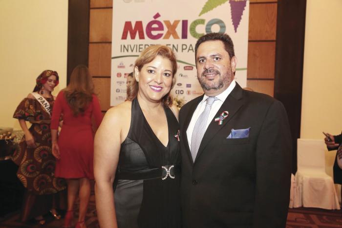 Ana María Vargas e Ignacio Casilla
