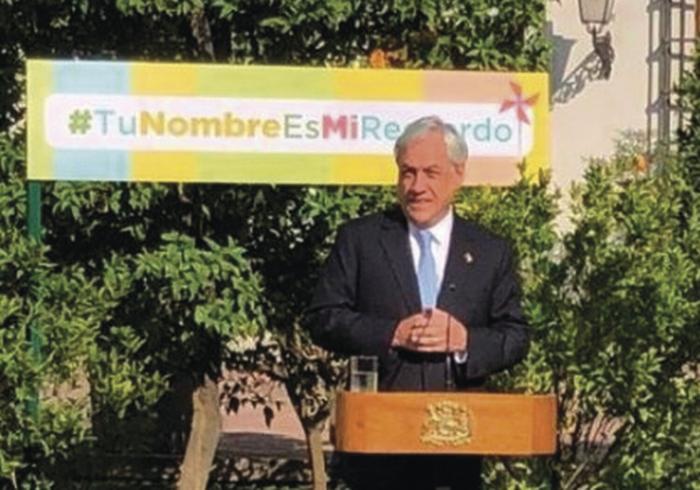 El agosto el presidente de Chile promulgó la ley que le da identidad a los bebés nacidos antes de nacer.