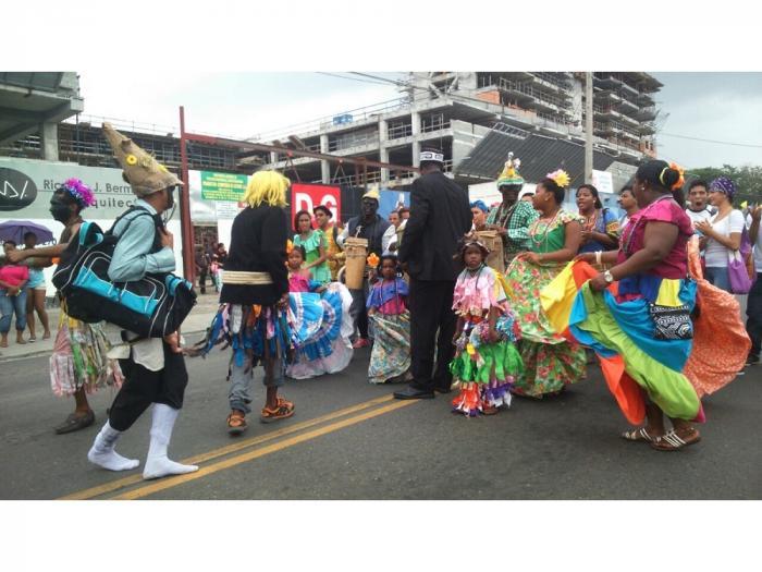 Panamá celebra el mes de la etnia negra
