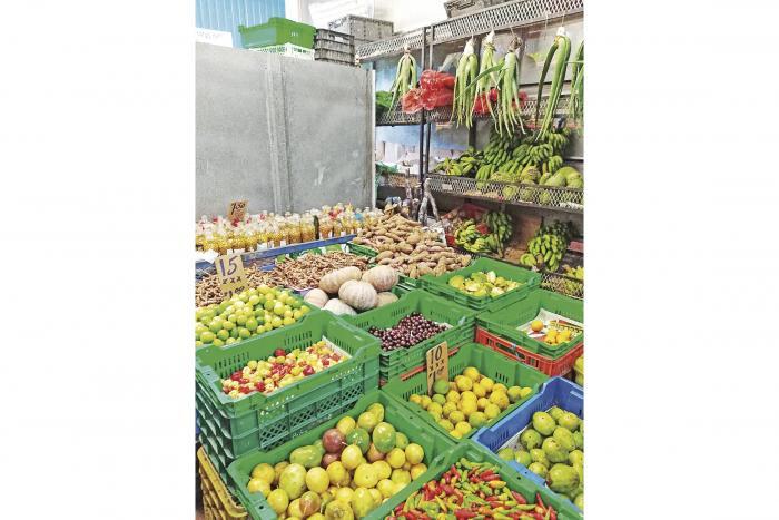 En el mercado, menos desperdicio; menos hambre