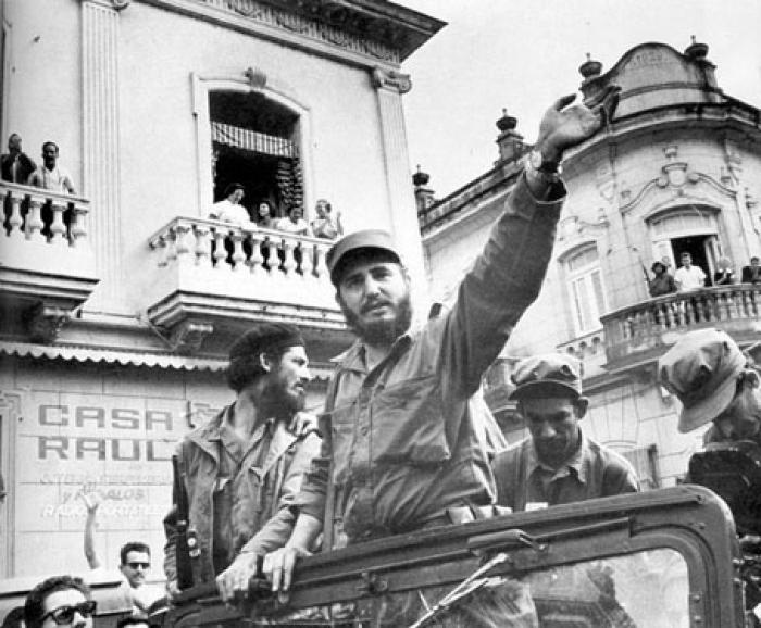 Fidel Castro cumple hoy 88 años