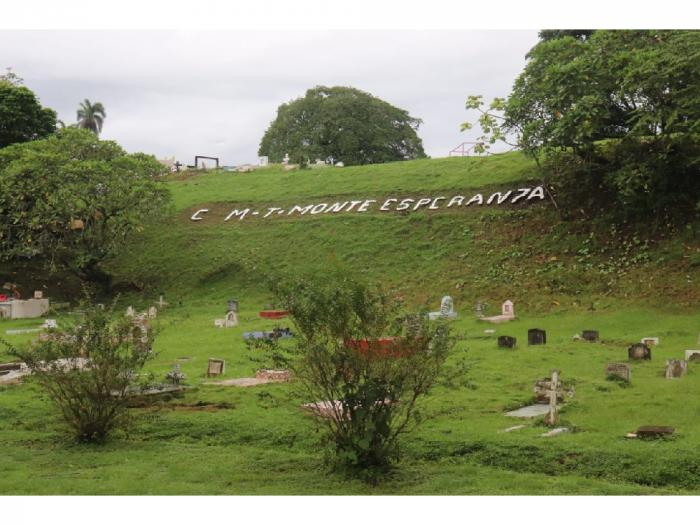 Cementerio Monte Esperanza