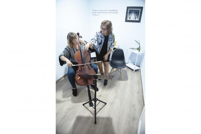 Coworking musical