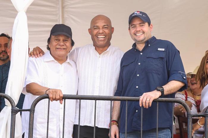 Roberto Durán, Mariano Rivera y Gabriel Carrizo