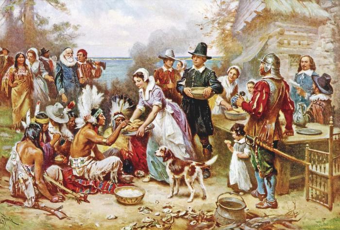 Día de Acción de Gracias, ¿apropiación cultural?1