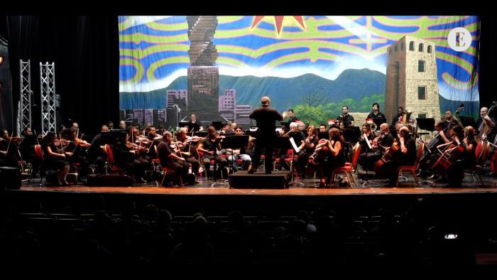 La Sinfónica Nacional inicia gira navideña