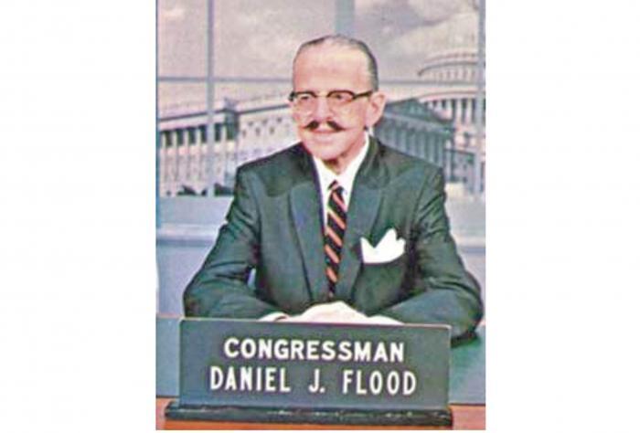 Daniel Flood, 'el enemigo número 1 de Panamá'