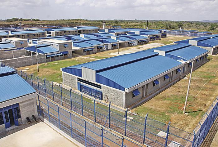 Servicio de Seguridad Penitenciaria, la apuesta para cuidar las cárceles