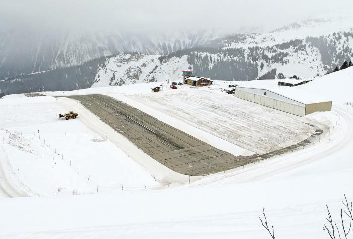The most challenging airports in the world 2
