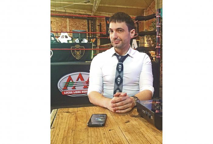 Lucha Libre AAA quiere usar los e-sports para promover la cultura mexicana 1