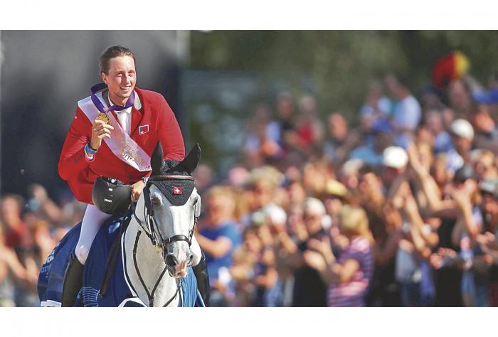 Martin Fuchs lidera por primera vez clasificacion mundial de salto a caballo 0