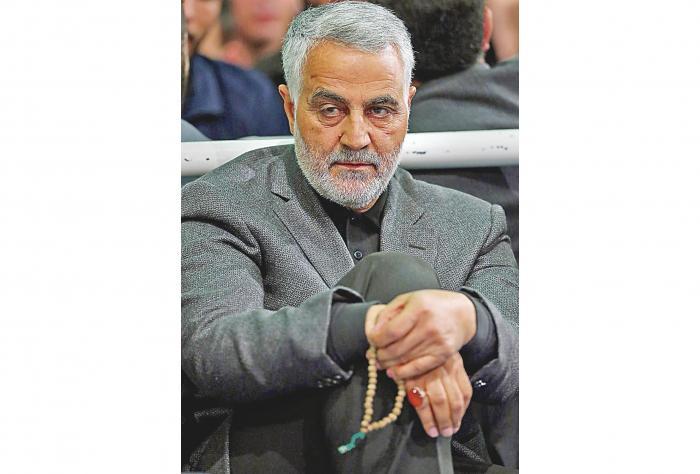 Posibles reacciones de Teheran ante la muerte de Soleimani 0