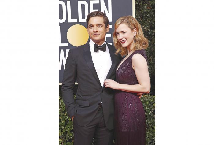 Gala de la 77 edicion de los Golden Globes 2