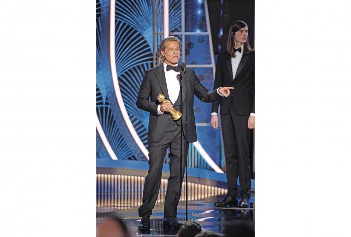 Gala de la 77 edicion de los Golden Globes 5