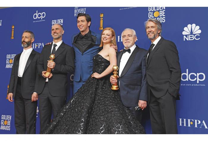 Gala de la 77 edicion de los Golden Globes 6