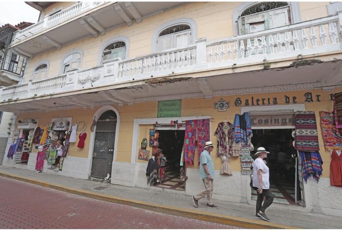 Un millon de turistas podra visitar el Casco Antiguo 2