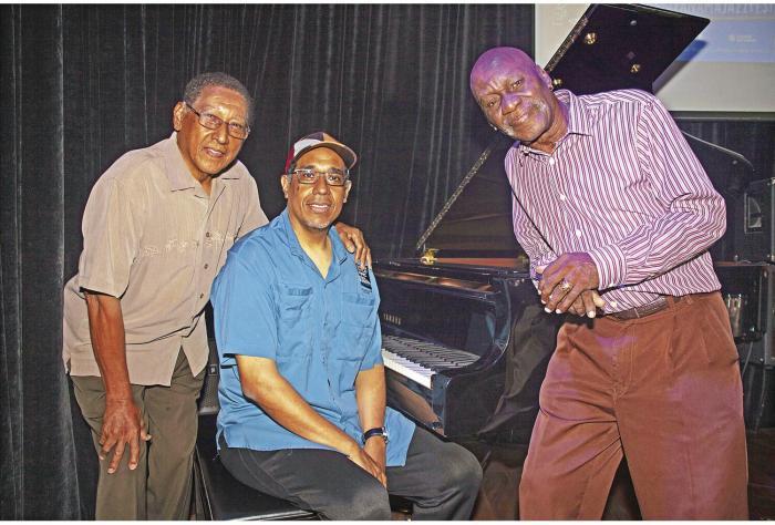 Se avecina noche de boleros en el Panama Jazz Festival 0