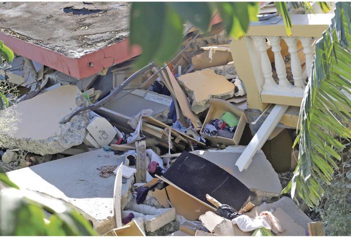 Puerto Rico sin electricidad a causa del terremoto de magnitud 6.6 0
