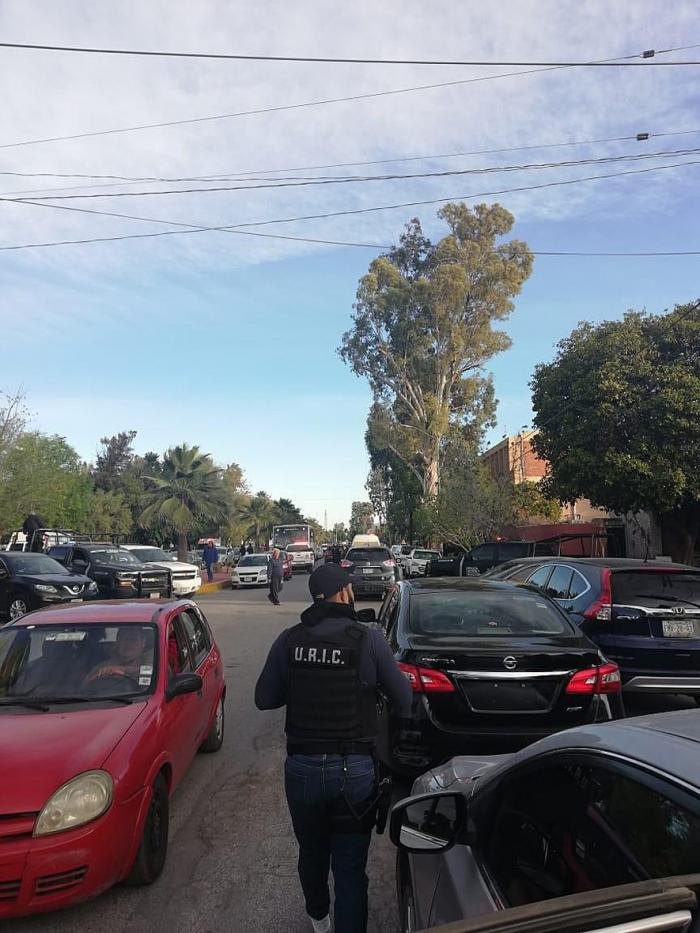 Tiroteo, México