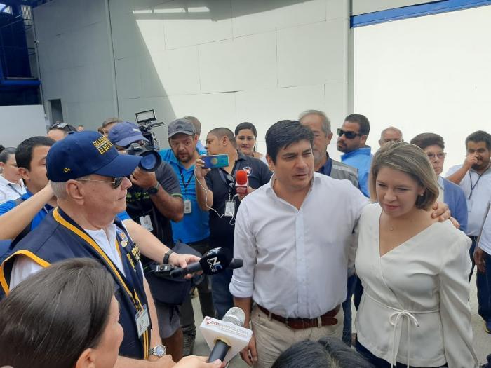 Delegados Electorales de Panamá en Costa Rica.