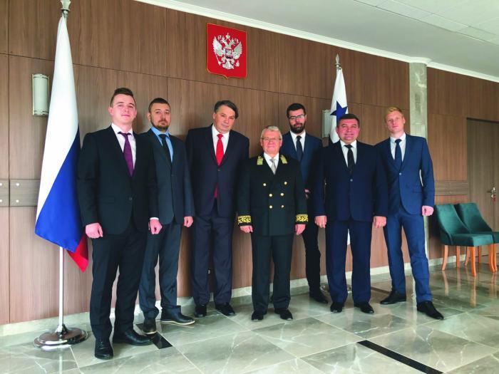 Sobre el Día del Diplomático en Rusia