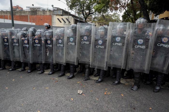 venezuela GNB 2019