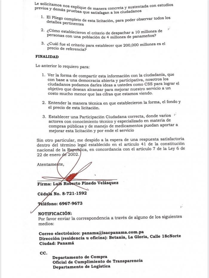 Pág 2 carta a CCS