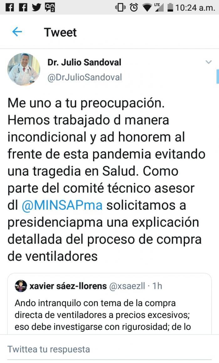 @DrJulioSandoval