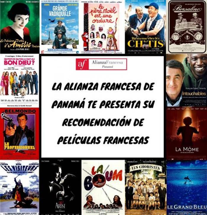 Películas francesas
