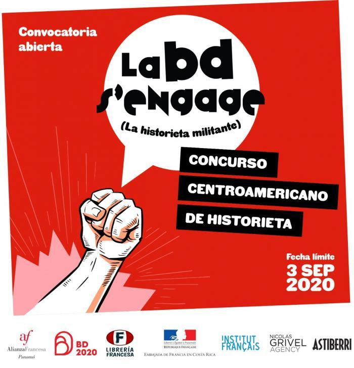 Flyer Concurso de Historietas