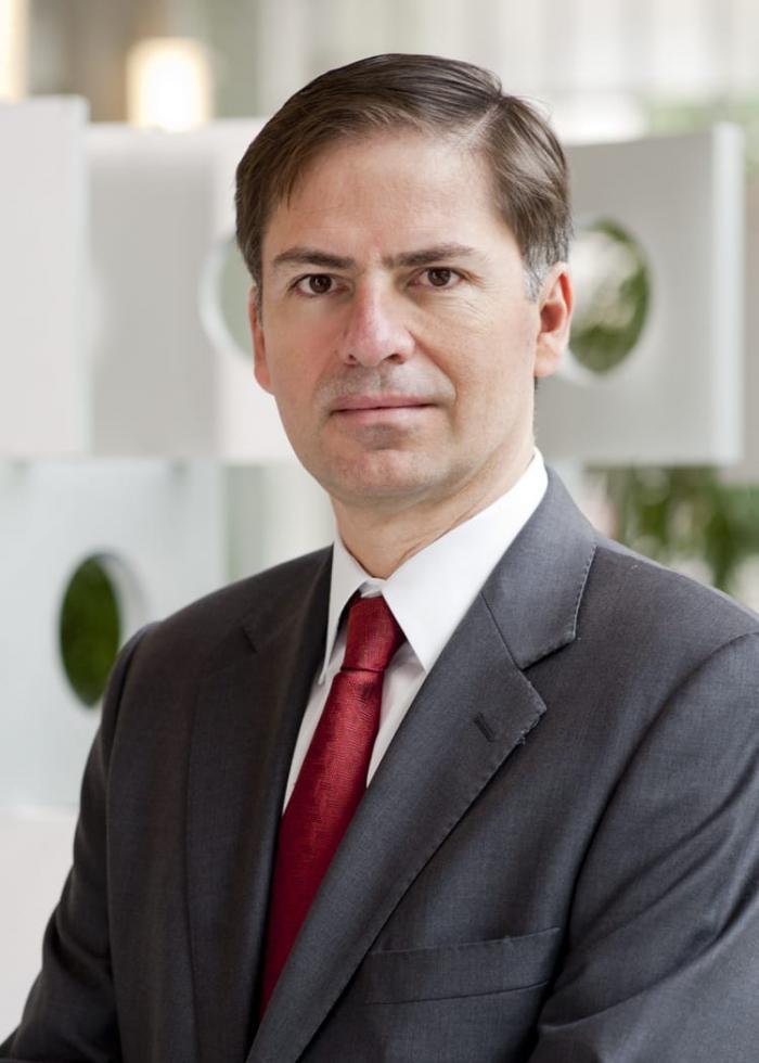 Carlos Felipe Jaramillo, vice del Grupo Banco Mundial