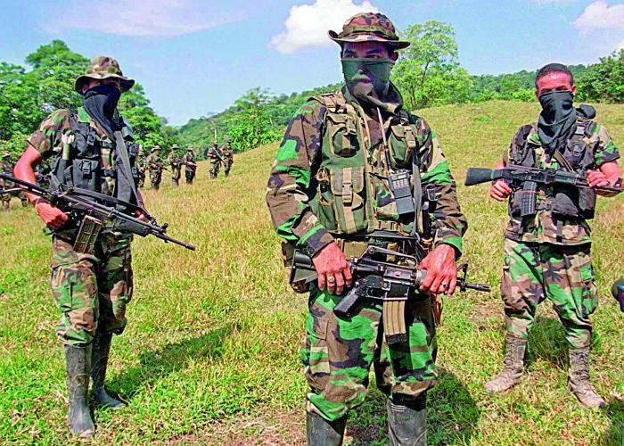 Autodefensas Unidas de Colombia, paramilitarismo