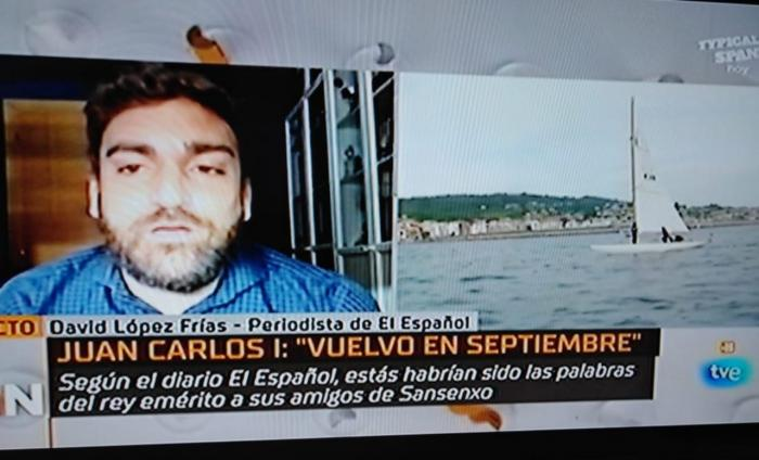 David López Frías, periodista de El Español