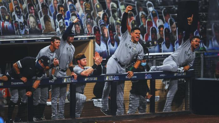 Celebración de los Yankees de Nueva York