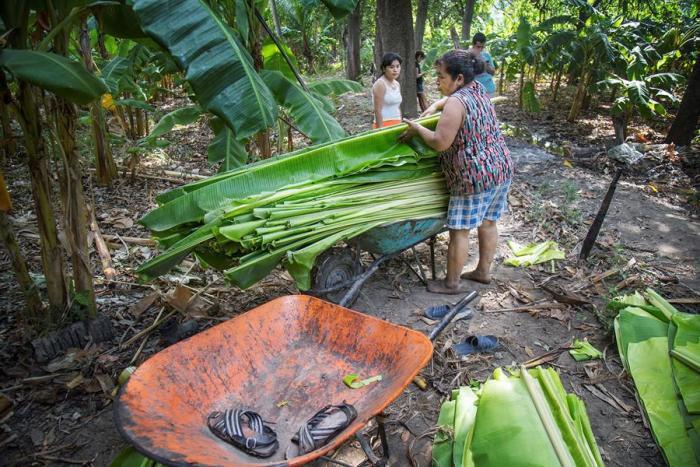 Mujeres de comunidades rurales