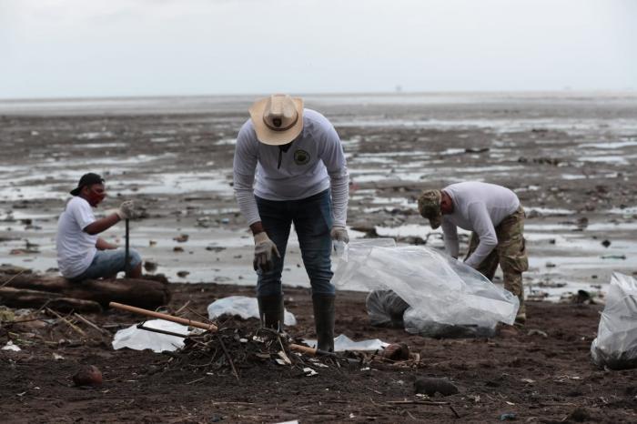 limpieza de playas 3