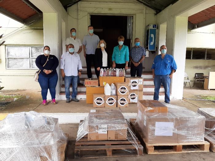 Contribuciones de Minera Panamá al país