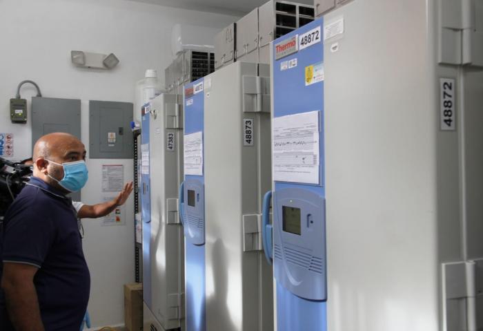 Instituto Gorgas, preparado para recibir las vacunas contra la covid-19 de Pfizer y BioNTech