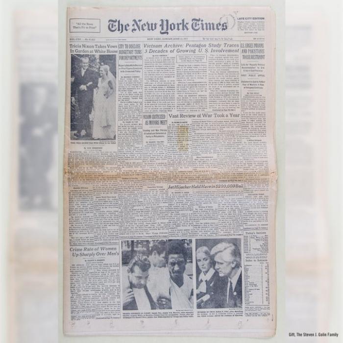 New York Times revela cómo Neil Sheehan destapó los Papeles del Pentágono