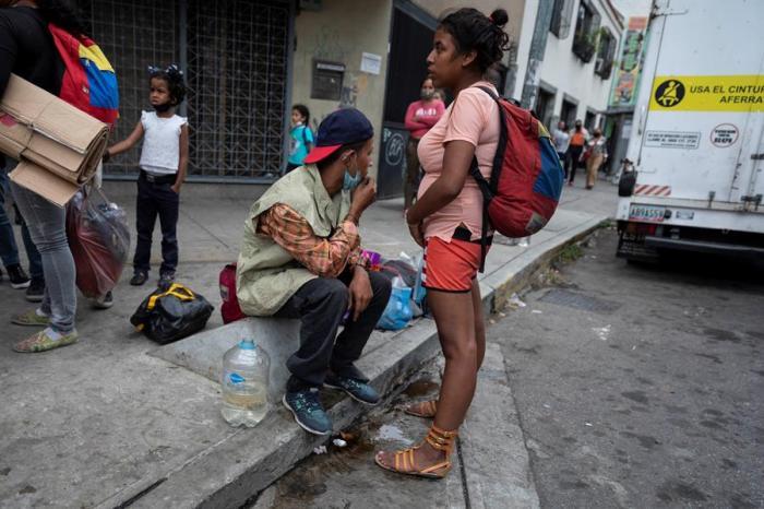 Crisis en Venezuela