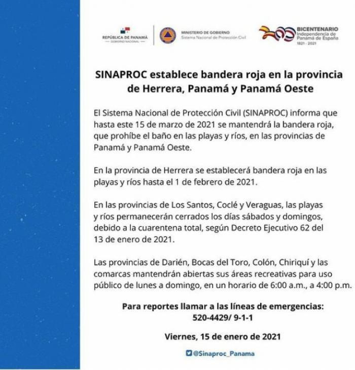 Comunicado de Sinaproc