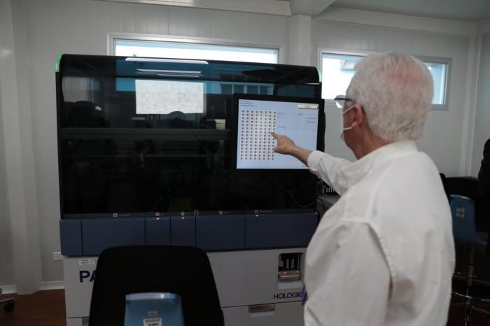 El ICGES cuenta con nuevo Laboratorio Modular de Biología Molecular